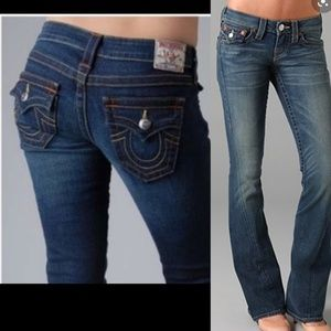 True Religion Joey jeans sz 26